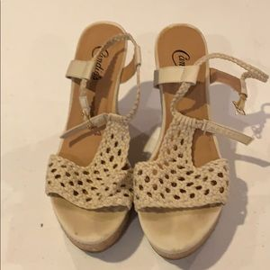 Candie's Shoes - Candie's wedges